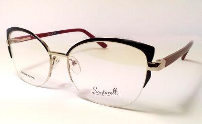 Женская металлическая оправа Santarelli (ST1344-C6)
