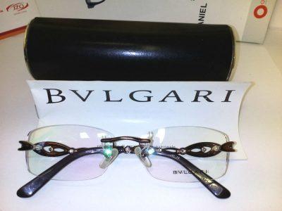 Женская металлическая брендовая оправа BVLGARI 2082-B 108