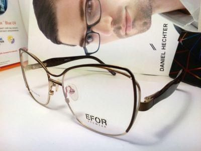 Женская металлическая оправа EFOR EF0046-J01