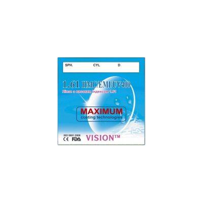 World Vision 1.61HMC+EMI+UV400 Астигматика (Korea)