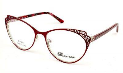 Женская металлическая оправа Boccaccio BJ1036-C12