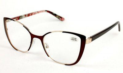 Готовые женские диоптрийные очки Verse 1721S-C2