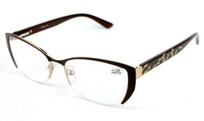 Готовые женские диоптрийные очки Verse 1745S-C2