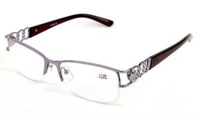 Готовые женские диоптрийные очки Verse 1750S-C7