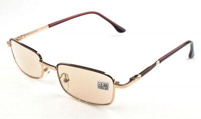 Готовые мужские очки Sweet 7069 Фотохромные
