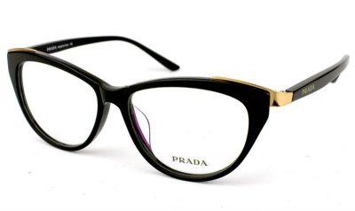 Женская пластиковая оправа Prada VPR86T 001
