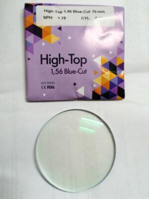 High-Top 1,56 с защитным покрытием Blue-Cut UV-420 для водителей и для компьютера