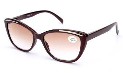 Готовые женские тонированные очки Verse 19114S-C2