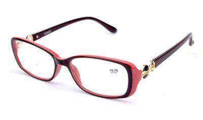 Готовые женские очки Verse 19116S-C766