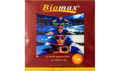 Полимерная астигматическая фотохромная линза Biomax. HMC+EMI. Индекс 1,56
