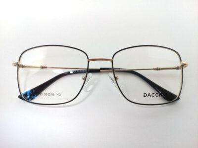 Универсальная металлическая оправа DACCHI D32733-C1