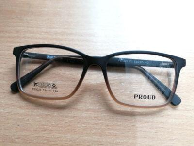 Мужская пластиковая оправа Proud P65029-C3