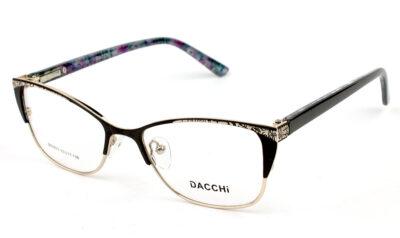 Женская металлическая оправа DACCHI D32603-C1