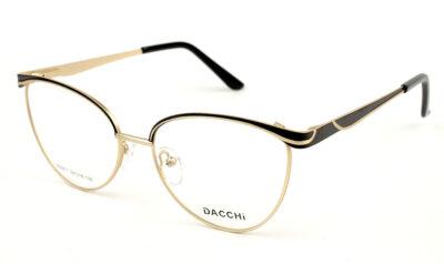 Женская металлическая оправа DACCHI D32671-C1