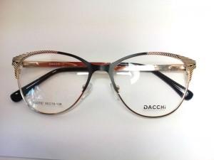 Женская металлическая оправа DACCHI D32787