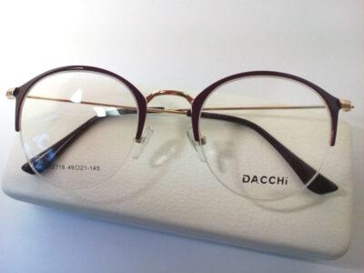 Металлическая оправа унисекс DACCHI D32718