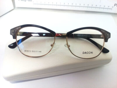 Женская комбинированная оправа Dacchi DA38013-C1
