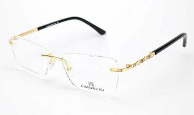 Женская безободковая оправа Fabricio FF-111-C1