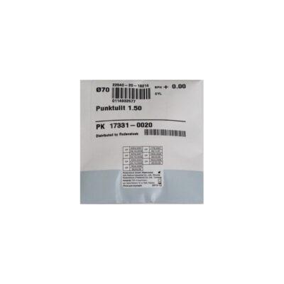 Полимерная линза Rodenstock Punktulit 1.50 (Germany)