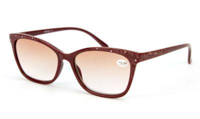 Женские очки в пластиковой оправе Verse 19120S-C2