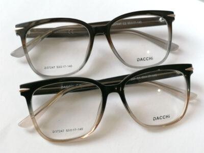 Стильная пластиковая оправа Dacchi D37247