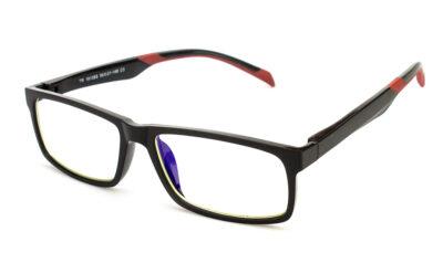 Мужские компьютерные очки Verse 19138S-C3