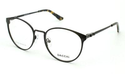Круглая металлическая оправа Dacchi D33120-C1