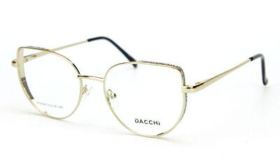 Женская металлическая оправа Dacchi D33098-C6