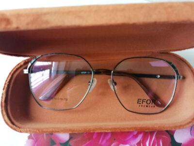 Женская металлическая оправа EFOR EF 0028 K01