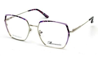 Женская металлическая оправа Boccaccio BJ1106-C2