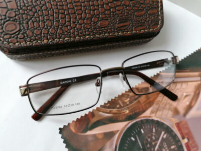 Мужская металлическая оправа Dacchi D33289-C4