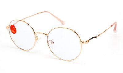 Компьютерные женские очки в круглой оправе Level 1911-C6