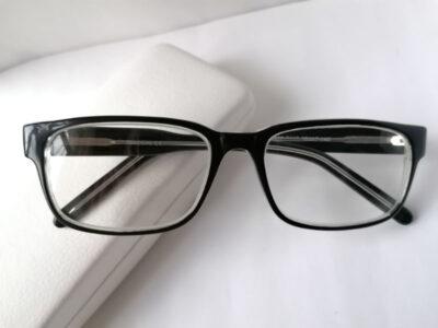 Мужские бифокальные очки +1,00/+3,50 с центровкой 64мм