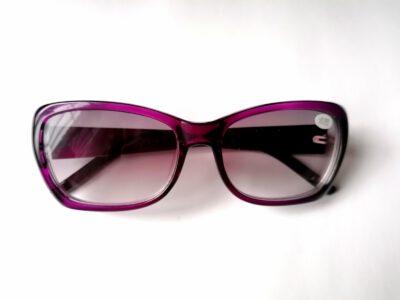 Женские тонированные очки EAE-2,50 с РМЦ 62-64мм