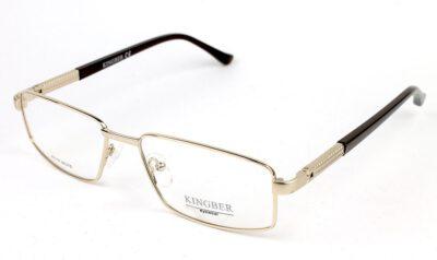Мужская металлическая оправа Kingber K1716-C1