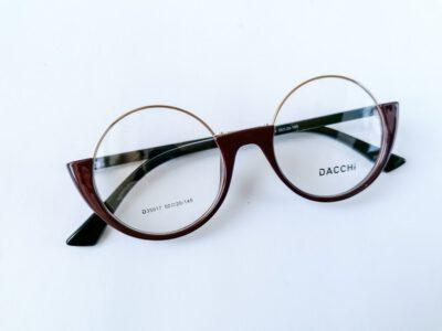 Женская комбинированная оправа Dacchi D35917-C5
