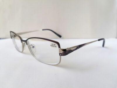 Готовые диоптрийные очки Glodiatr (G1040 c.7) -2,0/62-64