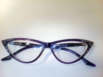 Готовые женские диоптрийные очки ЕАЕ -3,00 с межцентровым расстоянием 62-64мм
