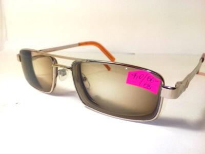 Мужские фотохромные очки -7,0 с межцентровым расстоянием 66-68мм