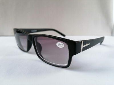 Готовые мужские очки Vista 1345-C126 с диоптрией -4,50/52-64мм