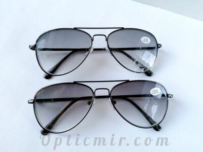 мужские тонированные очки Ralph 2030-C3 в стиле авиатор