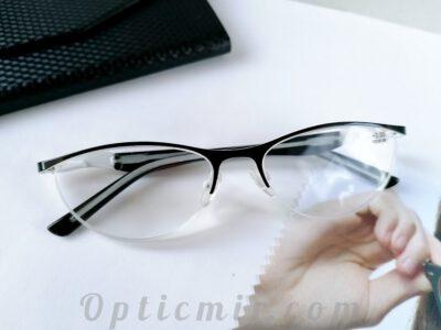 Женские очки ЕАЕ 115-1 с диоптрией+3,0 с межцентровым расстоянием 58-60мм